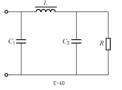 [问答题,简答题] 绘图题:画出π型lc滤波电路图.