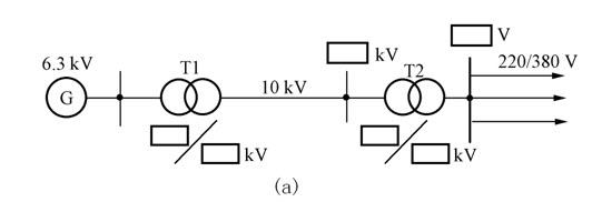 简答题]                绘图题:画出三相电动机能耗制动控制电路图.